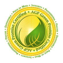 AGP Green Promise Certified